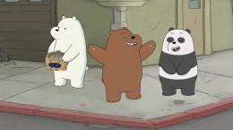 کارتون سریالی سه خرس کله پوک فصل چهارم قسمت بیست و هشتم ۲۸ دوبله فارسی