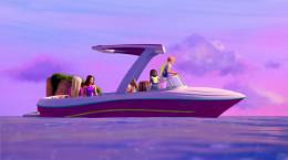 فیلم دخترونه کارتونی باربی: جادوی دلفین