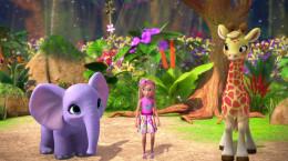 فیلم دخترونه کارتونی باربی و چلسی: تولد گمشده
