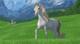 فیلم دخترونه کارتونی باربی و خواهرانش در افسانه اسب کوچولو