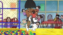 کارتون سریالی سه خرس کله پوک فصل چهارم قسمت سی و ششم ۳۶ دوبله فارسی