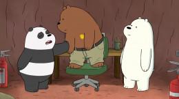 کارتون سریالی سه خرس کله پوک فصل چهارم قسمت چهلم ۴۰ دوبله فارسی