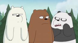 کارتون سریالی سه خرس کله پوک فصل چهارم قسمت چهل و یکم ۴۱ دوبله فارسی