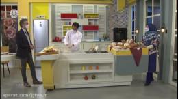 طرز تهیه نان مغز دار ارمنی