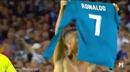 فوتبال رونالدو و مسی