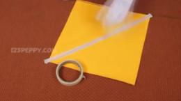 ساخت بادبادک کاغذی