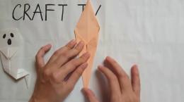 ساخت بادبادک اوریگامی