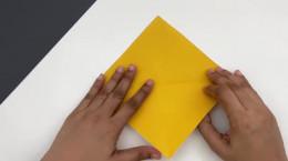 آموزش ساخت اوریگامی مار