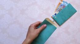 آموزش ساخت کیف کاغذی