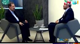 گفتگو با محسن رضایی در برنامه بدون تعارف خبر 20:30 کامل