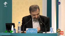 فیلم/ محسن رضایی بازهم هزار تومانی را نشان داد! - مناظره 1400