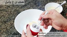 طرز تهیه بستنی میوه ای توت فرنگی