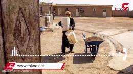 کلیپ خوزستان آب ندارد