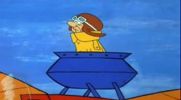 انیمیشن داستاردلی و ماتلی در ماشین پرنده قسمت اول