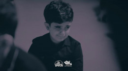 کلیپ مداحی محرم 1400 پویانفر بابایی