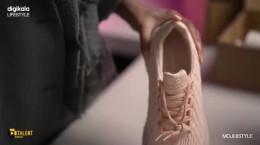 ویدیو بررسی کفش پیاده روی زنانه پاما