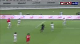خلاصه دیدار عراق 0 - ایران 3
