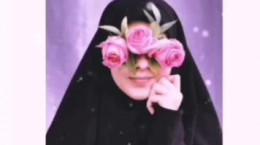 کلیپ برای وضعیت واتساپ دختر چادری