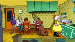 انیمیشن سینمایی اسکوبی دوو ملاقات با سگ ترسو 2021