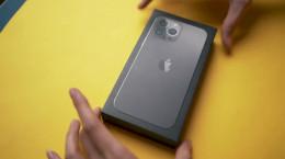 جعبه گشایی گوشی جدید آیفون 13 پرو مکس
