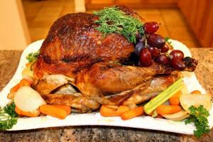پنج مدل غذا با بوقلمون مناسب برای ضیافت های شما