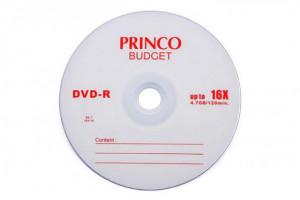 لیست قیمت سی دی و دی وی دی خام