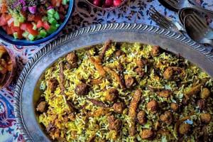 دستور تهیه قمری پلو سنتی و خوشمزه