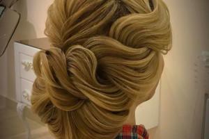 ۳۵ مدل شینیون مو خطی جدید : شینیون مو زنانه جذاب و شیک