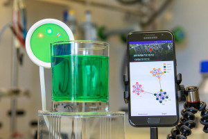 اختراع زبان رباتیک برای چشیدن مواد شیمیایی خطرناک