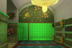 محل سکونت حضرت مهدی (عج) در زمان غیبت کبری کجاست؟