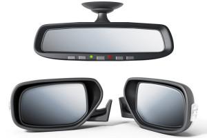 لیست قیمت قاب آینه ماشین