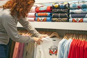 لیست قیمت تی شرت زنانه