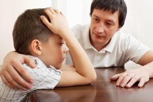 چگونه با فرزندم در مورد مرگ یا طلاق حرف بزنم؟