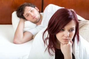 ۷ عامل  روانشناختی در جلوگیری از ارگاسم زن