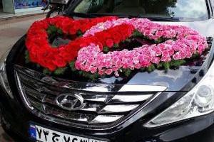 گلچینی از جدیدترین مدل تزیین ماشین عروس که در سال 2018 مد شده است