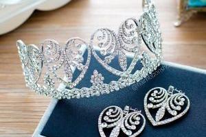 تاج عروس جدید : مدل تاج عروس 2018 با طرح های متنوع