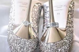 مدل کفش عروس شیک 2018 بسیار شیک برای خانم های باسلیقه (2)