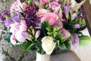 عکس دسته گل شیک برای عروس مد سال ۲۰۱۸ آشنا شوید