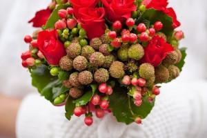 مدل دسته گل عروس برای عقد (سری ۱) برای سلیقه های مختلف + عکس