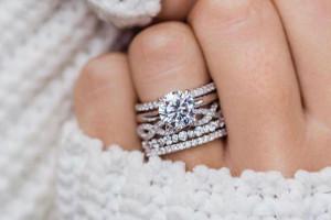 ۱۳۰ مدل حلقه ازدواج جدید ۲۰۱۹ فوق العاده ناز و لاکچری (انگشترطلا)