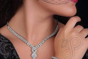 بدلیجات دخترانه   ۵۰ عکس بدلیجات های جدید برای مراسم عقد و جشن