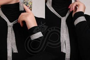زیورآلات نقره - ۵۰ طرح از جدیدترین مدل بدلیجات دخترانه ۹۸ ناز