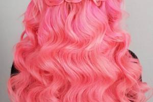 مدل رنگ مو فانتزی زنانه ۲۰۱۹ با استایل های متفاوت و جذاب (۵۰ عکس)