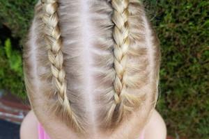 مدل بافت موی دخترانه برای عروسی لاکچری از جدیدترین ژورناله(سری ۳)