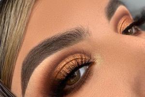 جدیدترین مدل سایه چشم برای انواع چشم های ریز و درشت (۳۰ عکس)