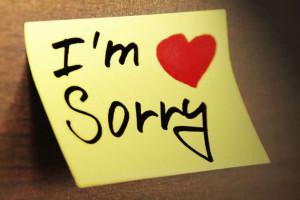 عذرخواهی و تاثیر بی نظیر آن در زندگی مشترک