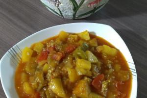 دستور پخت یتیمچه کبابی یک شام ساده و خوشمزه
