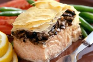 آموزش تهیه ی بورک پنیری غذای محبوب کشور ترکیه