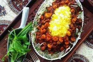 دستور پخت دوپیازه میگو غذای محبوب بوشهری + روش پاک کردن میگو