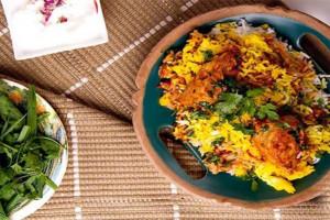 مجبوس پلو   طرز تهیه غذای عربی مجبوس مرحله به مرحله